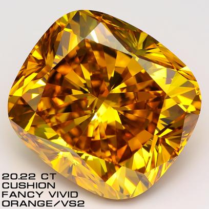 New Diamond Technology Lab Grown Diamond.